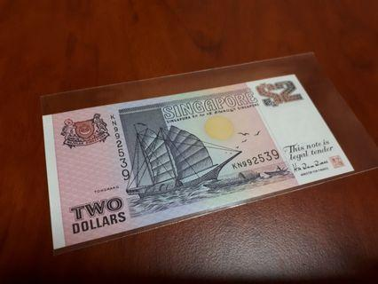 $2 Note UNC Sharing