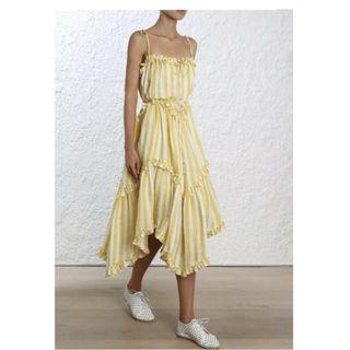 cdbb983339b67 ZIMMERMANN Lumino Floating Dress Size 2