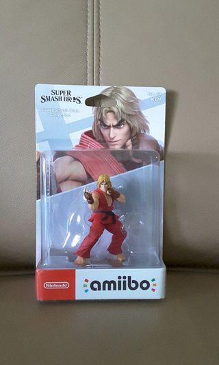Ken amiibo Super Smash Bros Series