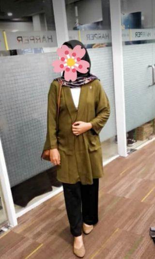 Outer Kimono MURAH