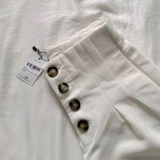 MDS Elxie Buttoned Culottes