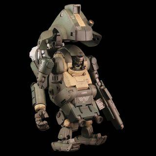 Acid Rain World - Airborne Laurel LP2m (1:18 Scale)