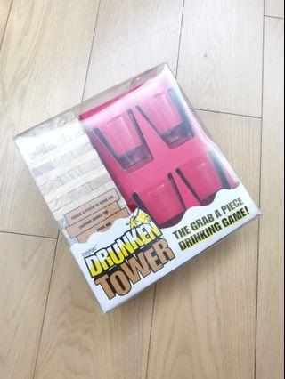 Drunken tower game飲酒game層層疊