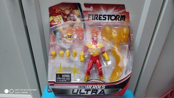 dc comics total heros  firestorm 火風暴 dci dcu dcm dcc 買錯 放售