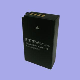 Li-ion Battery For Your Camera (High mAh)