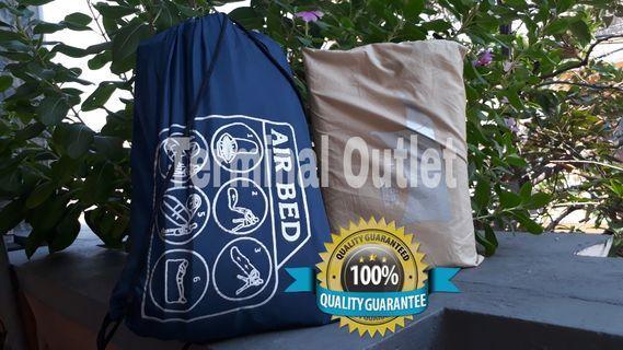 Paket Fly Sheet 3 x 4 + Lazybag
