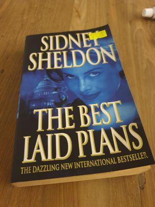 🚚 [GIVEAWAY] Sidney Sheldon - The Best Laid Plans #blessing