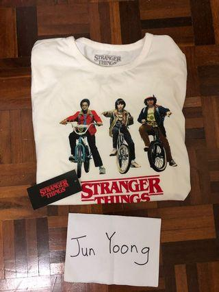Pull and bear stranger things