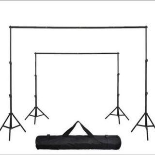 2.6m Photoshoot Backdrop Stand
