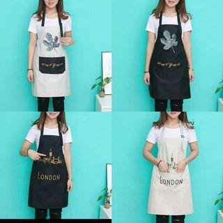 🚚 BN Black and Grey Cooking / Kitchen Apron