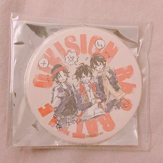 Hypmic Buster Bros Badge