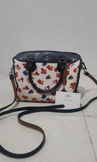 Dijual tas Coach Mini Bennet (SOLD)