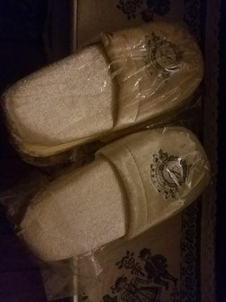 拖鞋兩對 酒店拖鞋