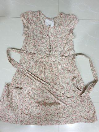 MANGO Flora skirt