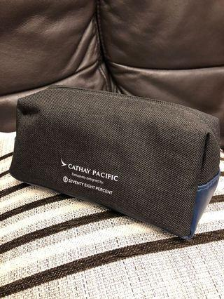 Cathay Pacific - Amenity Kit exclusively designed by Seventy Eight Percent