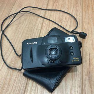 Canon Prima BF-80 Film Camera