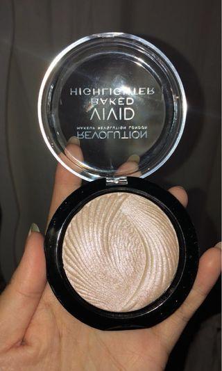 Makeup revolution peach lights