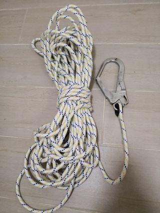 大D扣連攀山繩