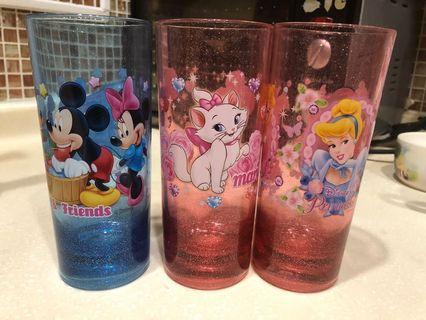 迪士尼膠杯