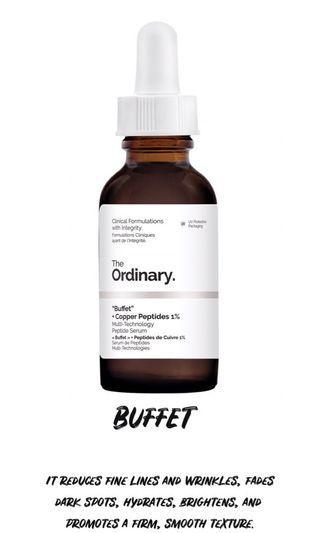 The Ordinary Buffet
