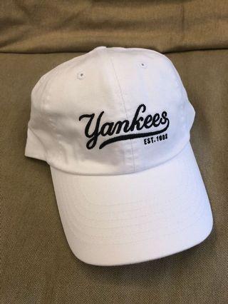 全新 韓國 MLB 老帽 洋基老帽 洋基隊 韓國製 棒球帽 鴨舌帽