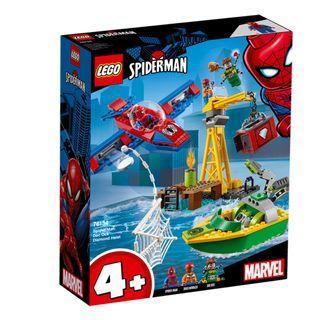 76134 Spider-Man Doc Ock Diamond Heist