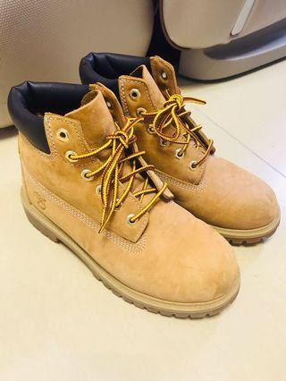 Timberland Boots 黃靴