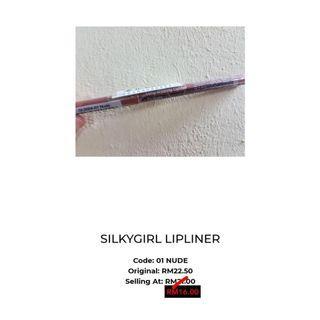 NEW & UNOPENED Silkygirl Lipliner from Watsons!