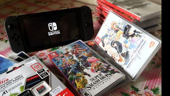 1st Come 1st Served Nintendo Switch Cheapest Option!