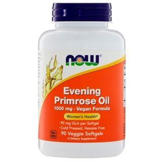 AVAIL Now Foods, Evening Primrose Oil, 1000 mg, 90 Veggie Softgels SALE