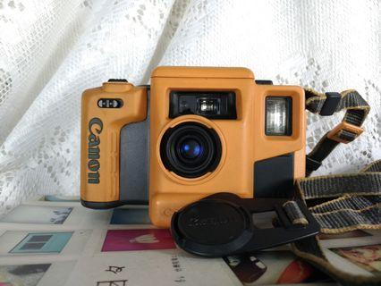 CANON  防水相機