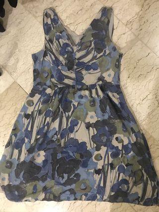 Mini sleeveless dress - Banana Republic - LD 90