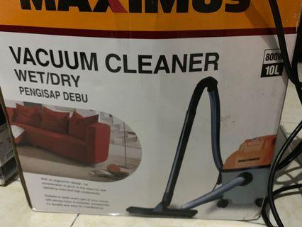 vacum cleaning wet and dry murah
