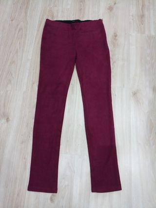 🚚 MOMA彈性修型長褲