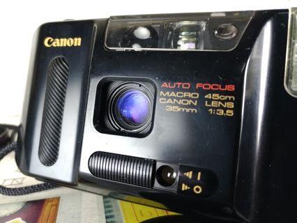 CANON 定焦小相機