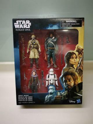 Star wars jedha revolt box set figures