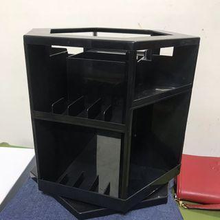 收納櫃 旋轉收納 化妝品收納