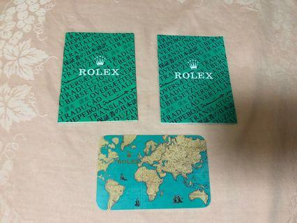 Rolex Oyster 書 1999年曆卡 1999年曆咭