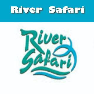 River Safari with 2 Boat Rides (ETICKETS)