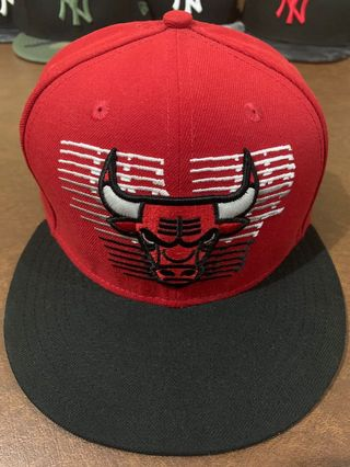 b759c8daba1558 New Era 59FIFTY Chicago Bulls Cap