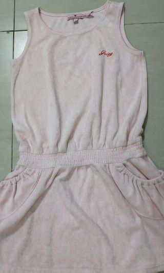 Juicy couture pink dress