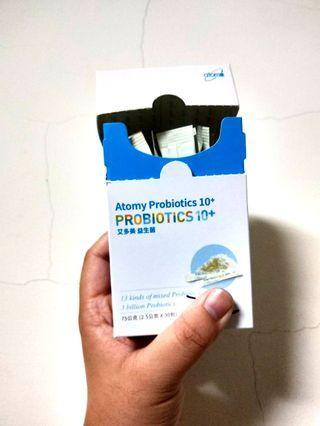 🚚 艾多美 益生菌(一小盒)