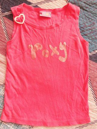 Roxy Sleeveless Girls Top