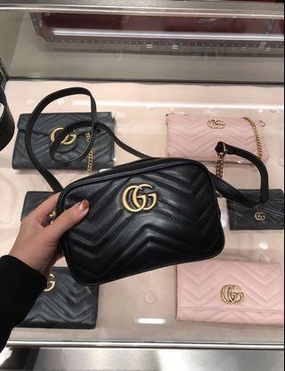 Gucci marmont 包