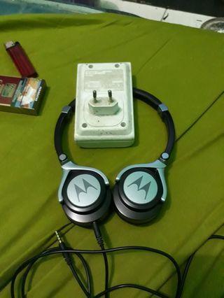 Head phone motorola original