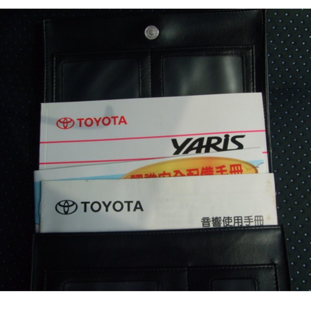 賣8萬8跑七萬多Good車 2010年Toyota Yaris 小鴨 前身女用車 代步買菜首選 其他內裝跟我拿LINE
