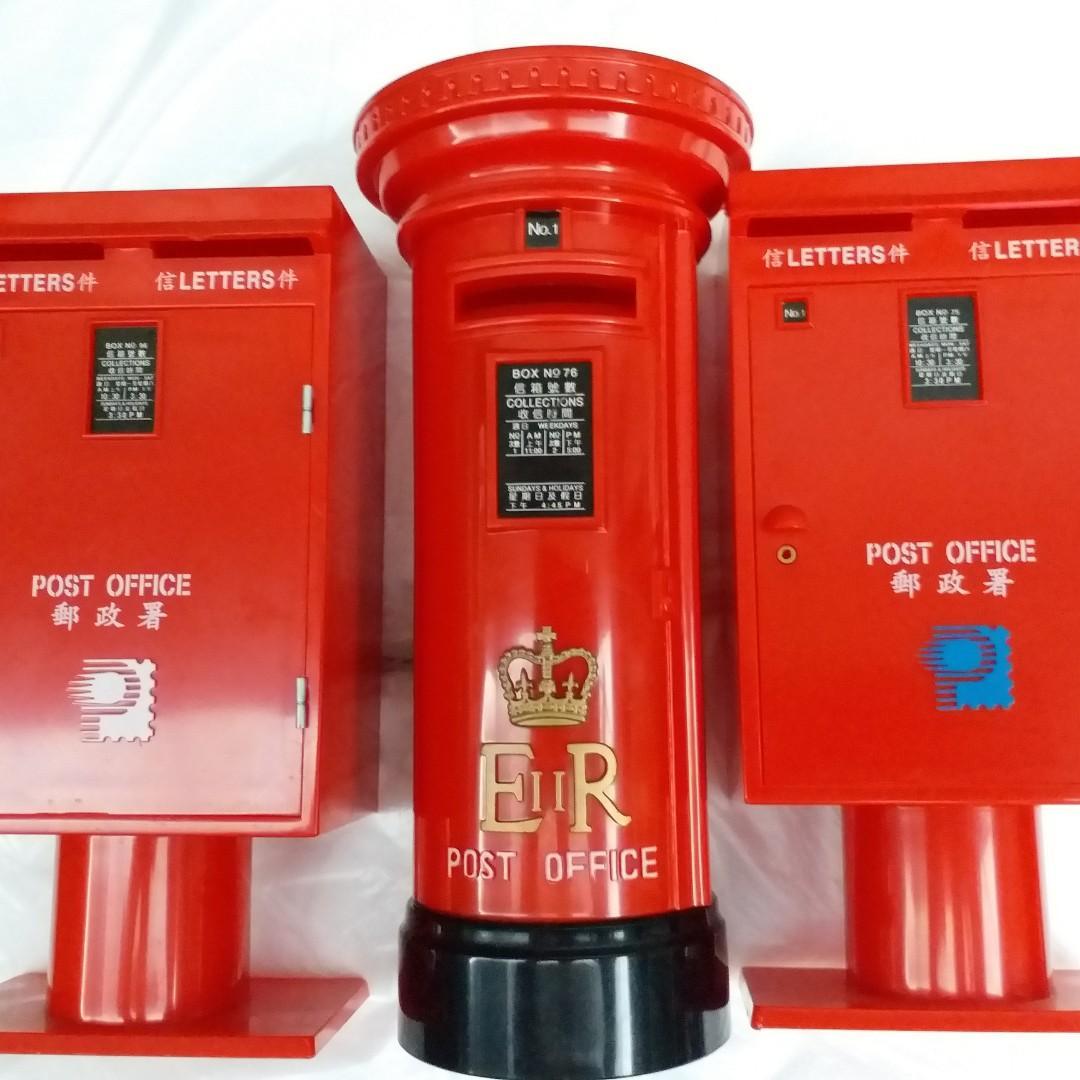 97年前香港郵政儲蓄錢箱(每隻計)