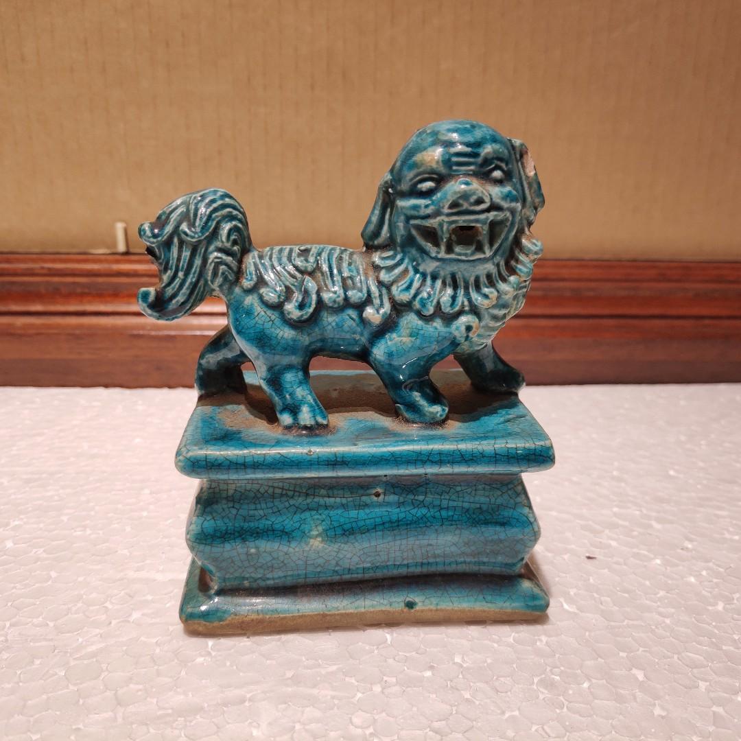 石灣獅子印章