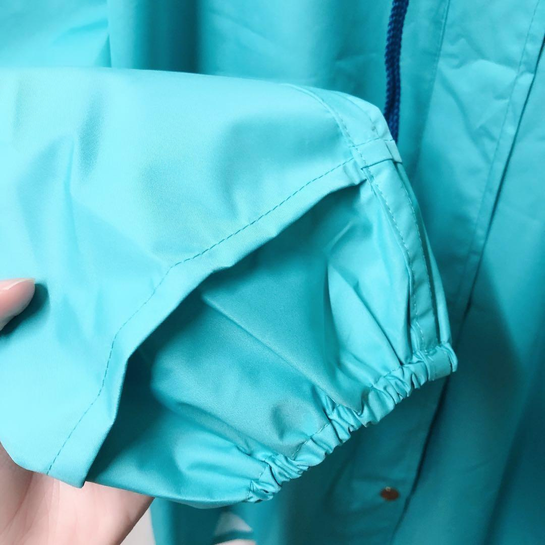 全新 彩色防風防水雨衣外套