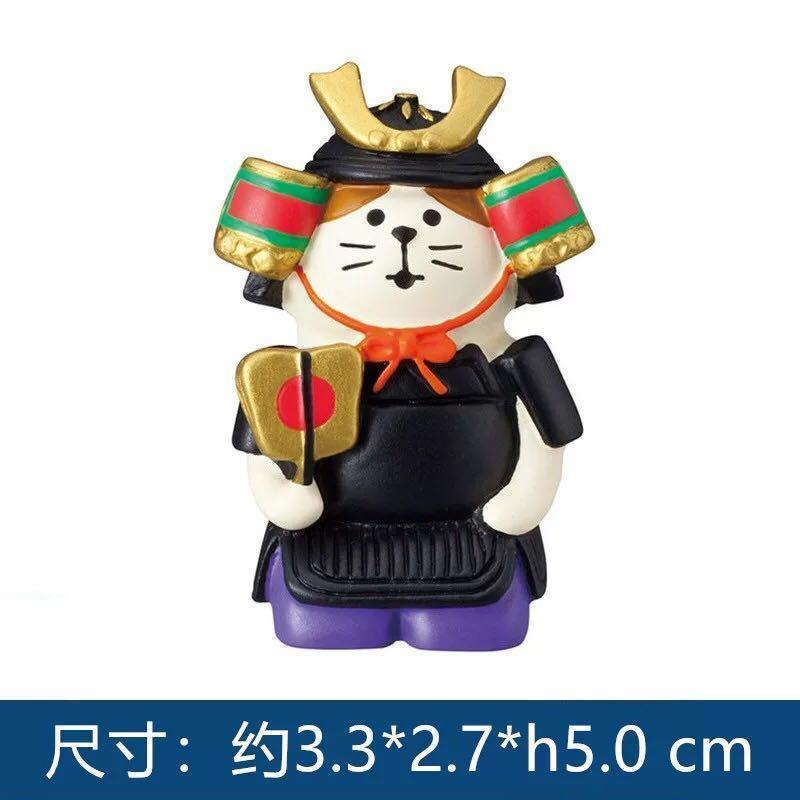 預訂 貓國小物🐾🐱日本端午節鯉魚富士山貓咪 公仔 禮物 餐廳飯店擺設 裝飾 迷你玩具食玩 微景 JAPANESE CATS DOLL DECORATION GIFT